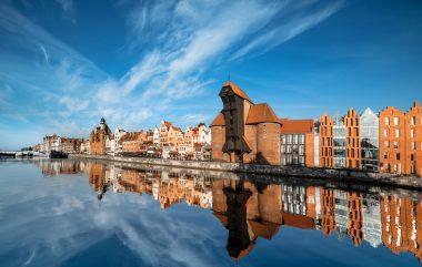 Gdańsk - rejs po Wiśle