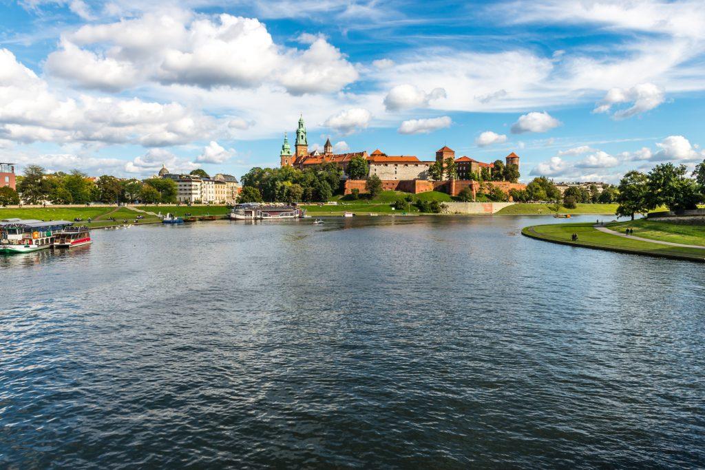 Rejs po Wiśle - Kraków
