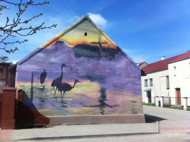 Murale Gdańska